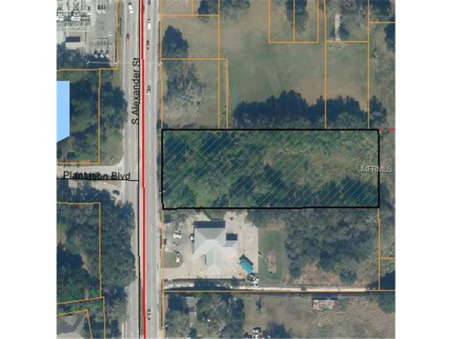 1412 S Alexander Street, Plant City, FL 33563 (MLS #T2243320) :: The Duncan Duo Team