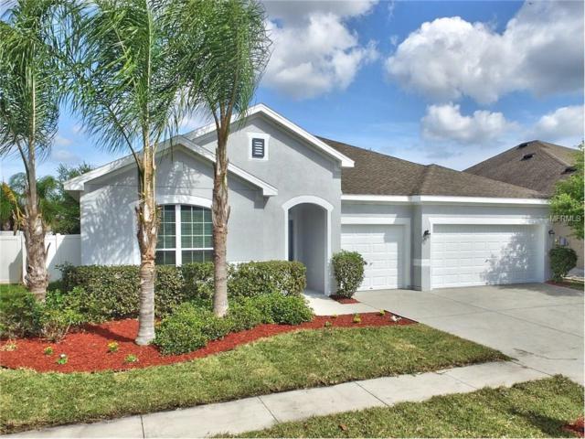 2526 Kenchester Loop, Wesley Chapel, FL 33543 (MLS #T2873633) :: The Duncan Duo & Associates
