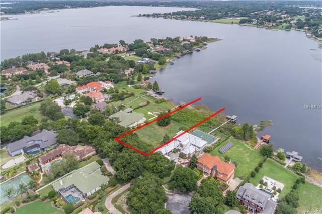 7085 Horizon Circle, Windermere, FL 34786 (MLS #T2894964) :: Florida Real Estate Sellers at Keller Williams Realty