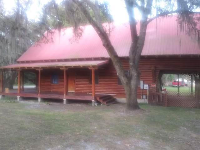 4126 Burrows Road, Zephyrhills, FL 33542 (MLS #T3143225) :: Florida Real Estate Sellers at Keller Williams Realty