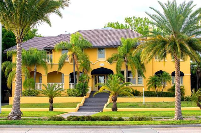 901 Bayshore Boulevard, Tampa, FL 33606 (MLS #T3164399) :: The Duncan Duo Team