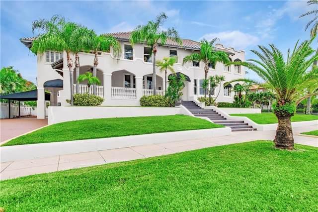 901 Bayshore Boulevard, Tampa, FL 33606 (MLS #T3191895) :: Andrew Cherry & Company