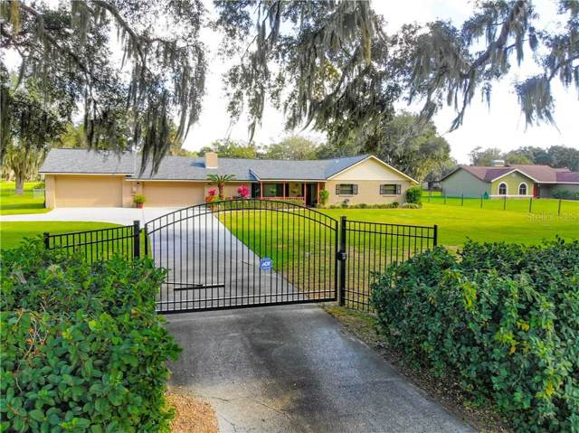 3312 Charlie Taylor Road, Plant City, FL 33565 (MLS #T3209924) :: The Duncan Duo Team