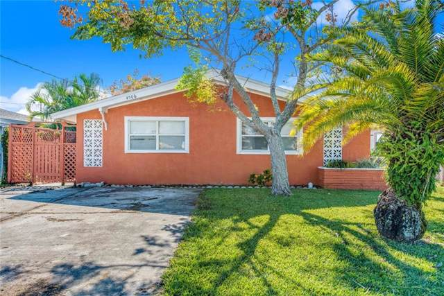 4506 Floramar Terrace, New Port Richey, FL 34652 (MLS #T3210940) :: The Duncan Duo Team