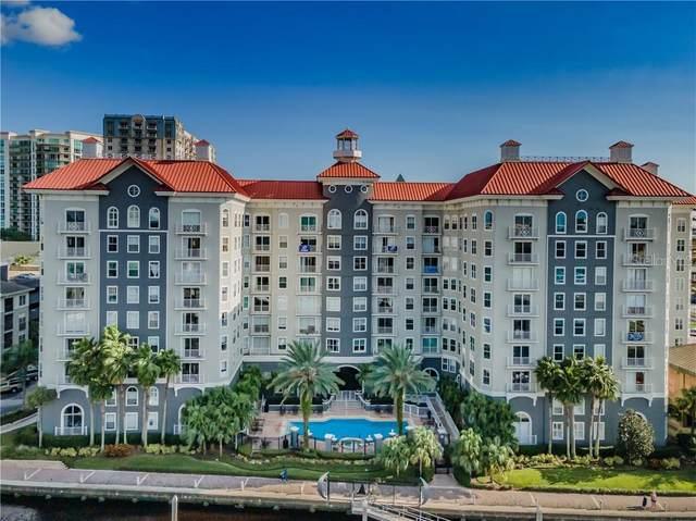 700 S Harbour Island Boulevard #136, Tampa, FL 33602 (MLS #T3267518) :: Keller Williams on the Water/Sarasota