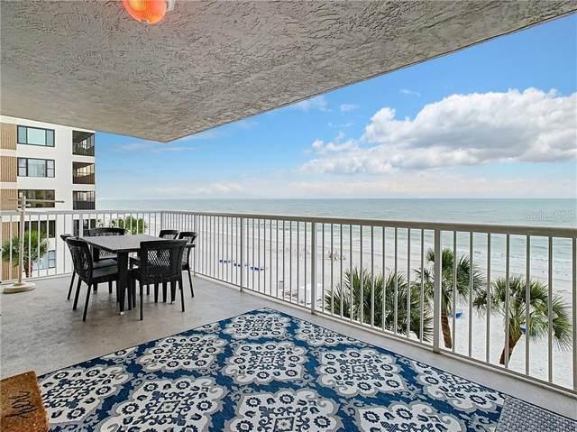 14700 Gulf Boulevard #302, Madeira Beach, FL 33708 (MLS #T3281734) :: CENTURY 21 OneBlue