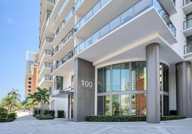 100 1ST Avenue N #305, St Petersburg, FL 33701 (MLS #T3309840) :: The Robertson Real Estate Group