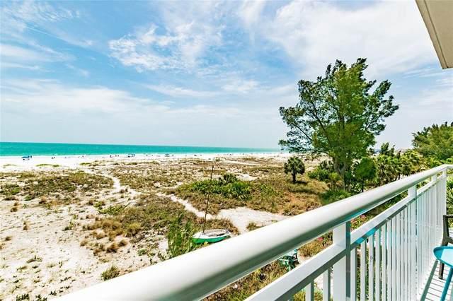 10116 Gulf Boulevard 305W, Treasure Island, FL 33706 (MLS #T3313975) :: The Kardosh Team