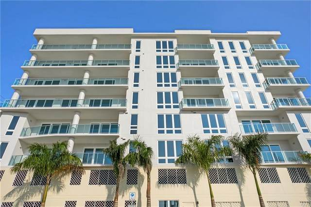 15 Avalon Street 4C/403, Clearwater Beach, FL 33767 (MLS #U7813840) :: Keller Williams on the Water/Sarasota