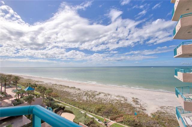 1540 Gulf Boulevard #604, Clearwater Beach, FL 33767 (MLS #U7844460) :: Delgado Home Team at Keller Williams