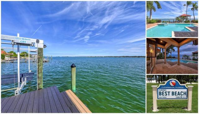 201 Windward Island, Clearwater Beach, FL 33767 (MLS #U8021965) :: Medway Realty
