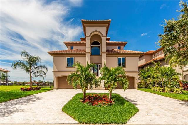15 Bayfront Court S, St Petersburg, FL 33711 (MLS #U8033023) :: Keller Williams on the Water/Sarasota