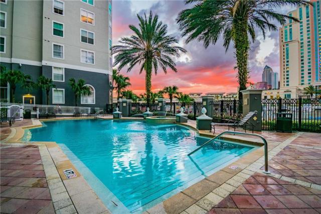 700 S Harbour Island Boulevard #306, Tampa, FL 33602 (MLS #U8040655) :: The Duncan Duo Team