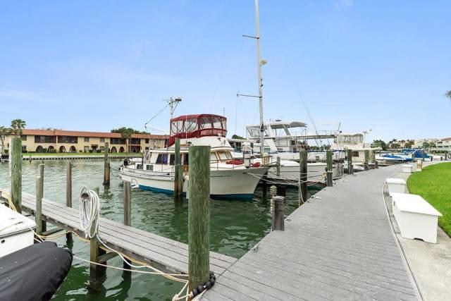 526 Sandy Hook Road #526, Treasure Island, FL 33706 (MLS #U8045799) :: Charles Rutenberg Realty