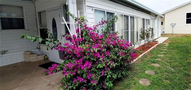 9790 66TH Street N #63, Pinellas Park, FL 33782 (MLS #U8080407) :: Zarghami Group
