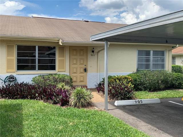905 Holford Court, Sun City Center, FL 33573 (MLS #U8084516) :: Keller Williams on the Water/Sarasota