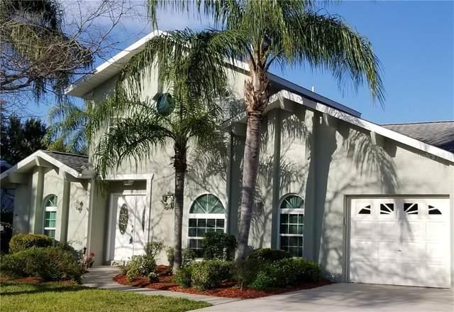 640 Kenneth Way, Tarpon Springs, FL 34689 (MLS #U8110331) :: Key Classic Realty