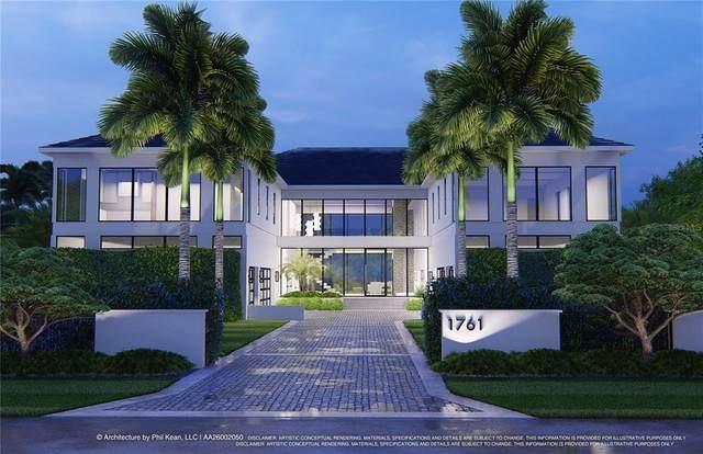 1761 Brightwaters Boulevard NE, St Petersburg, FL 33704 (MLS #U8121819) :: Future Home Realty