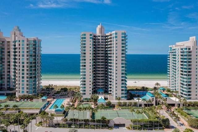 1540 Gulf Boulevard #1206, Clearwater Beach, FL 33767 (MLS #U8139279) :: Heckler Realty