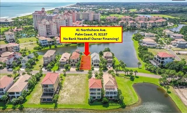 41 Northshore Avenue, Palm Coast, FL 32137 (MLS #V4916107) :: EXIT King Realty
