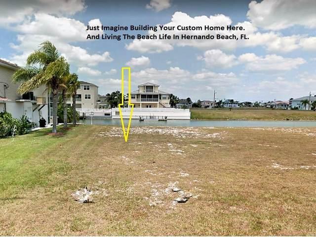 Lot 19 Croaker Drive, Hernando Beach, FL 34607 (MLS #W7800050) :: Heckler Realty