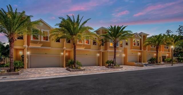 813 Grand Cypress Court N, Tarpon Springs, FL 34689 (MLS #W7825642) :: Armel Real Estate