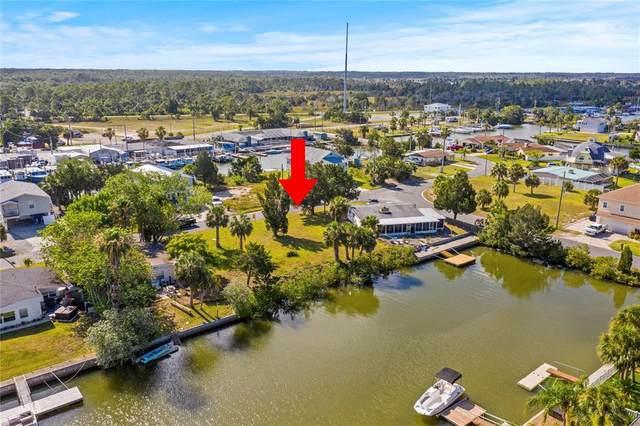 4461 Bimini Drive, Hernando Beach, FL 34607 (MLS #W7833571) :: The Hustle and Heart Group