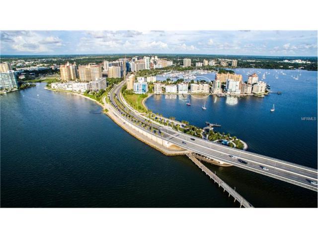 226 Golden Gate Point #42, Sarasota, FL 34236 (MLS #A4183705) :: Medway Realty