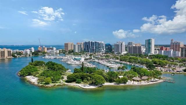 605 S Gulfstream Avenue 3W, Sarasota, FL 34236 (MLS #A4470704) :: Zarghami Group