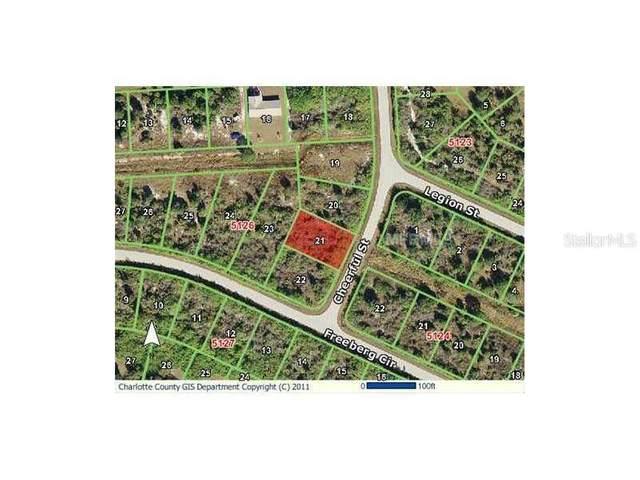 7015 Cheerful Street, Port Charlotte, FL 33981 (MLS #D5791517) :: Baird Realty Group