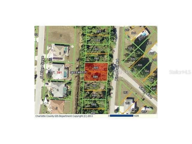 11217 Pinetrail Road, Punta Gorda, FL 33955 (MLS #D5791518) :: Griffin Group