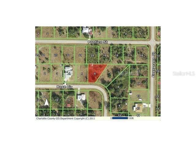 208 Rose Circle, Punta Gorda, FL 33982 (MLS #D5791521) :: The Figueroa Team