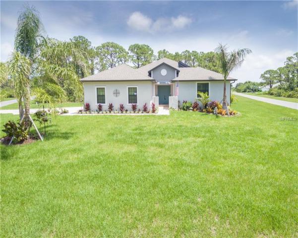 140 Hardee Way, Rotonda West, FL 33947 (MLS #D6100565) :: The Price Group