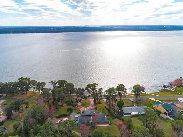 32850 Lakeshore Drive, Tavares, FL 32778 (MLS #O5923296) :: Gate Arty & the Group - Keller Williams Realty Smart