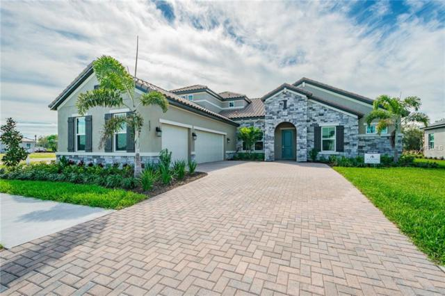 6337 Rivo Lakes Boulevard, Sarasota, FL 34241 (MLS #R4900490) :: The Light Team
