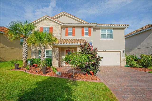 3874 Carrick Bend Drive, Kissimmee, FL 34746 (MLS #S5054471) :: Cartwright Realty