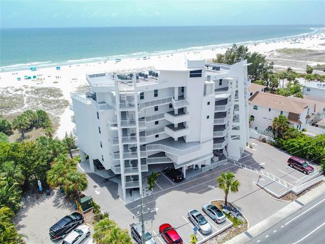 10116 Gulf Boulevard 305W, Treasure Island, FL 33706 (MLS #T3313975) :: Delgado Home Team at Keller Williams