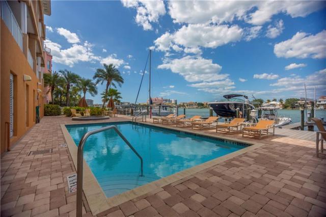 692 Bayway Boulevard #202, Clearwater Beach, FL 33767 (MLS #U7816242) :: The Duncan Duo Team