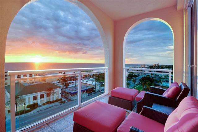 501 Mandalay Avenue #1002, Clearwater Beach, FL 33767 (MLS #U7840852) :: Delgado Home Team at Keller Williams