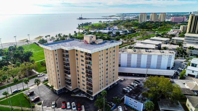 1120 N Shore Drive NE #603, St Petersburg, FL 33701 (MLS #U8038331) :: Lockhart & Walseth Team, Realtors