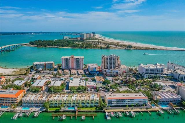 656 Bayway Boulevard #9, Clearwater Beach, FL 33767 (MLS #U8048911) :: Charles Rutenberg Realty