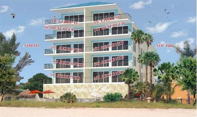 19738 Gulf Boulevard 301-S, Indian Shores, FL 33785 (MLS #U8121447) :: Charles Rutenberg Realty