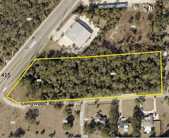 S State Road 415, Osteen, FL 32764 (MLS #V4710042) :: Your Florida House Team