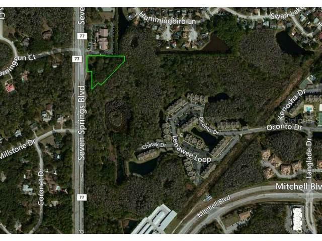 Seven Springs Boulevard, New Port Richey, FL 34655 (MLS #W7537768) :: Premier Home Experts