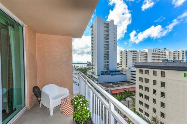 1350 Main Street #704, Sarasota, FL 34236 (MLS #A4206678) :: Medway Realty