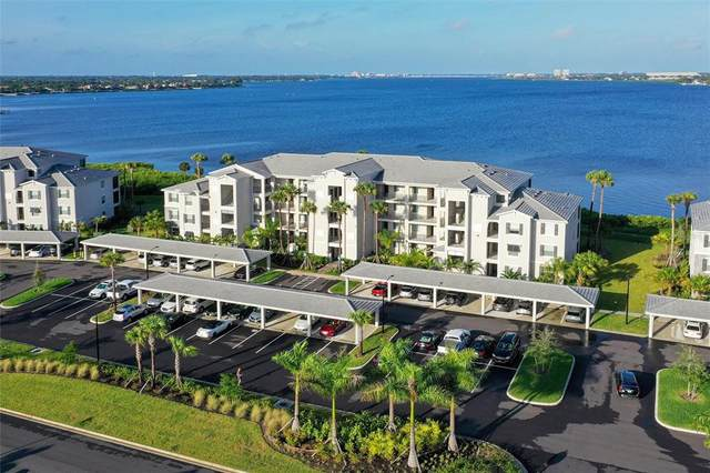 910 Tidewater Shores Loop #107, Bradenton, FL 34208 (MLS #A4514886) :: Medway Realty