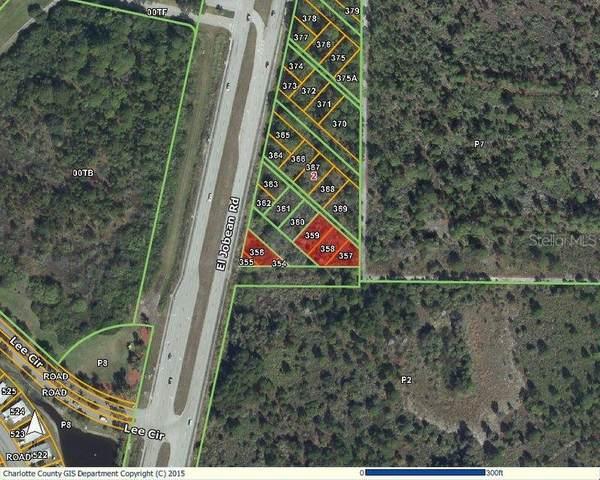 3736 Exchange Road RD, Port Charlotte, FL 33953 (MLS #C650155) :: The Lersch Group