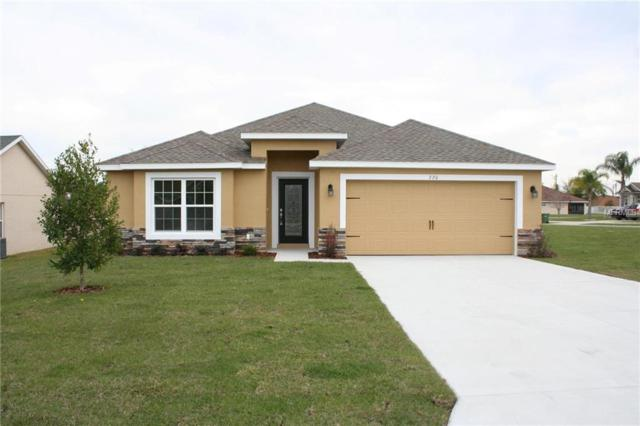36732 Alaqua Court, Eustis, FL 32736 (MLS #G4852319) :: Baird Realty Group
