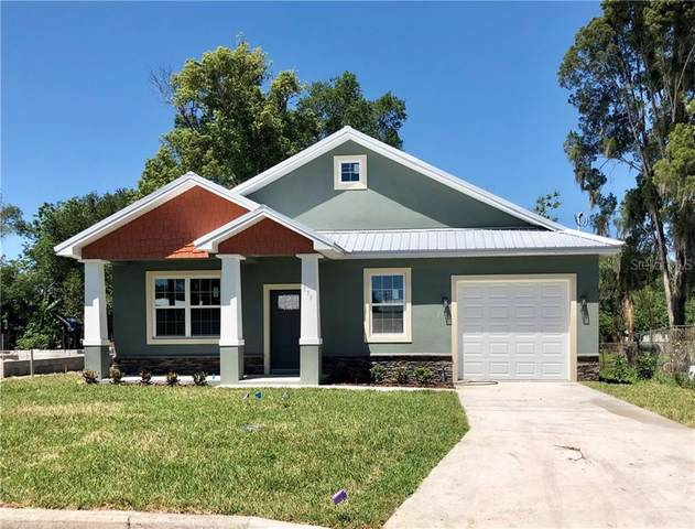 838 N Ruth Avenue, Lakeland, FL 33815 (MLS #L4914874) :: Gate Arty & the Group - Keller Williams Realty Smart