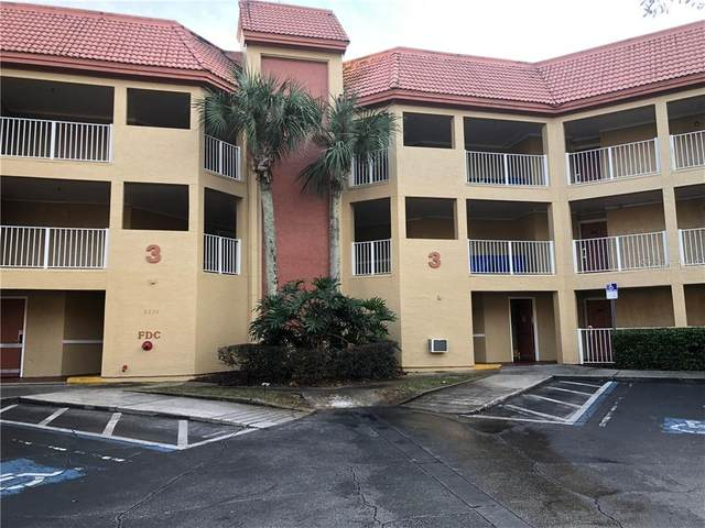 6336 Parc Corniche Drive #3102, Orlando, FL 32821 (MLS #O5400691) :: Zarghami Group